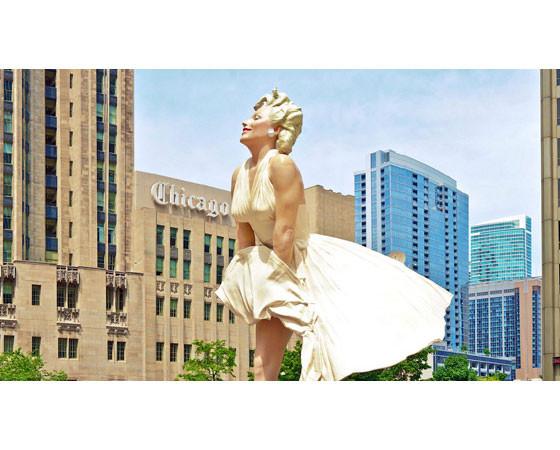 Гигантомания: 20 огромных скульптур современных художников. Изображение № 2.