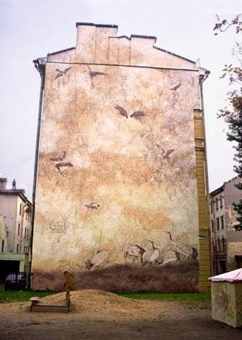 Граффити Петербурга. Изображение № 27.