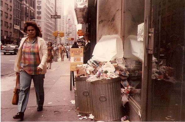 Город, которого нет: Нью-Йорк 70-х. Изображение № 15.