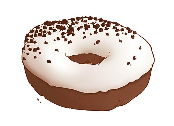 Look At Me — 3 года, и теперь у нас есть свой пончик. Изображение № 1.