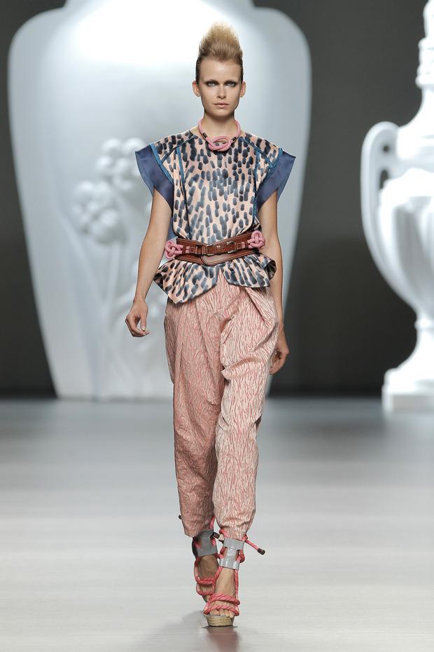 Madrid Fashion Week SS 2013: ANA LOCKING . Изображение № 7.