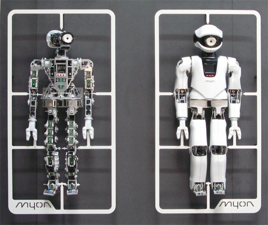 Немецкий робот Myon (Прототип Терминатора). Изображение № 2.