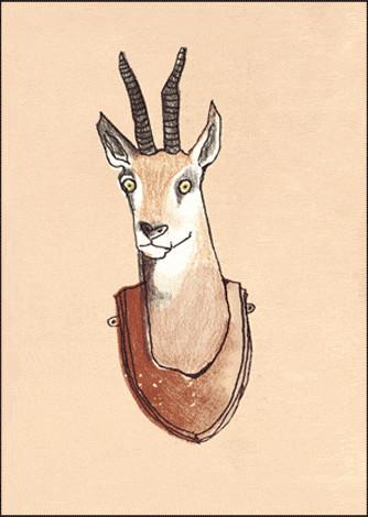 Sarah Knight иллюстратор изHonest Four. Изображение № 18.