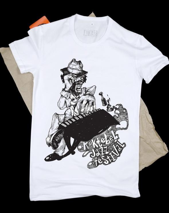 Изображение 21. Кастинг принтов для футболок SEKTA: Koktebel Jazz Fest.. Изображение № 21.