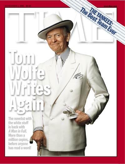 Быть Томом Вулфом или мужское искусство носить белый пиджак. Изображение № 13.