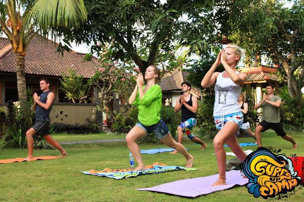 """Осенние приключения на Бали """"SurfsUpCamp"""". Изображение № 7."""