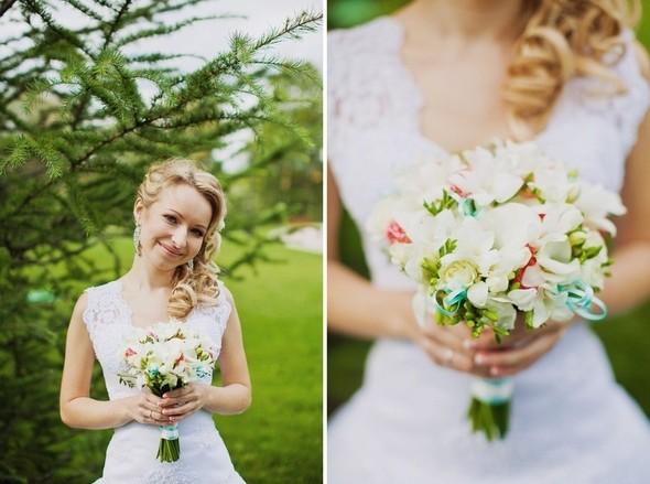 Цвет свадебного дня или праздник длиною в жизнь. Изображение № 9.