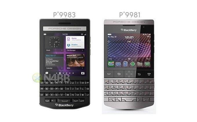 Появились фото смартфона Porsche Design и BlackBerry за 2000 долларов. Изображение № 1.