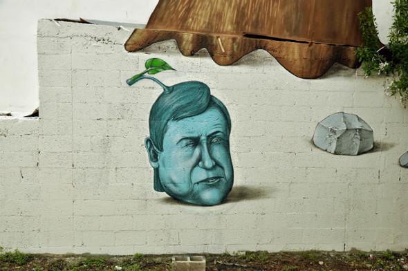 Лучшие стрит-арт проекты 2011 года. Изображение №88.