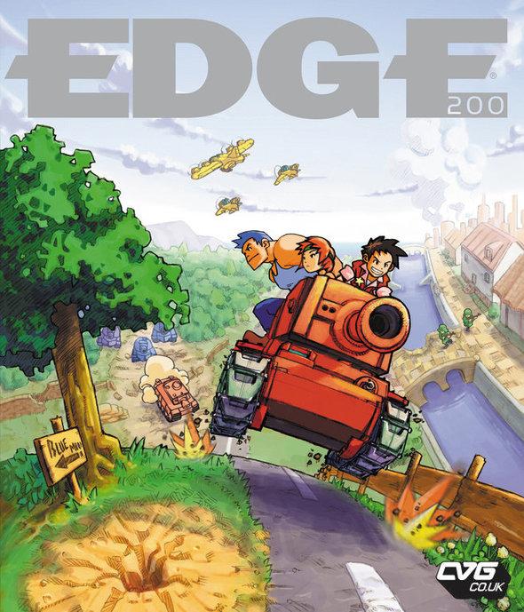 Edge: двести обложек двухсотого номера. Изображение № 12.