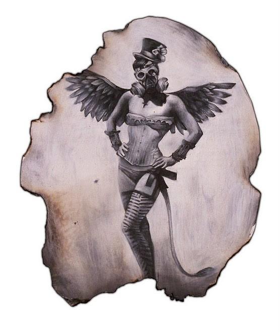 Женственный машинариум Джефри Ритчера. Изображение № 11.