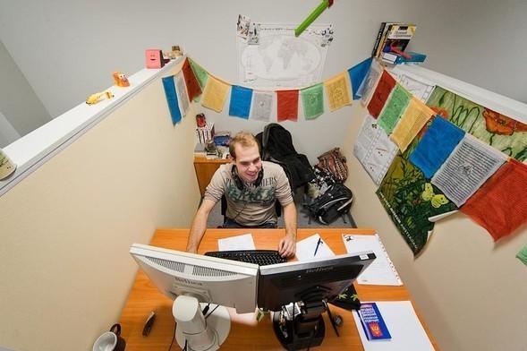 Необычный офис компания ABBYY. Изображение № 3.