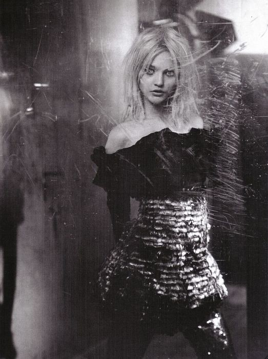 Изображение 7. Sasha Pivovarova by Paolo Roversi in Singular Way.. Изображение № 7.