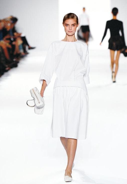 Изображение 41. Chloé. Summer runway 2011.. Изображение № 41.