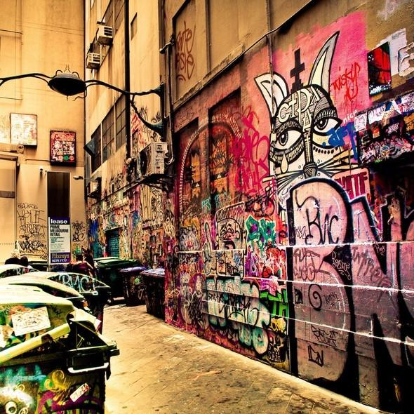 Стрит-арт в Лондоне. Изображение № 15.