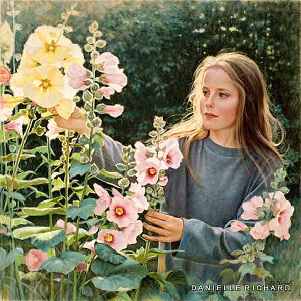 Художница Danielle Richard. Изображение № 29.