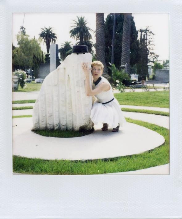 Лукбук: Мишель Уильямс для Boy by Band of Outsiders SS 2012. Изображение № 12.