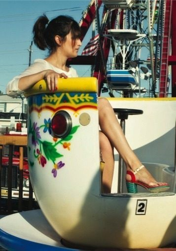 Лукбук: Bass Loves Rachel Antonoff Spring 2012. Изображение № 10.