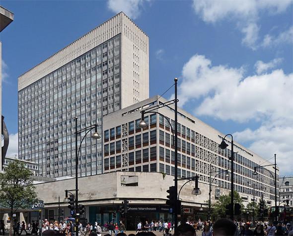 Учебный корпус London College of Fashion. Изображение №6.