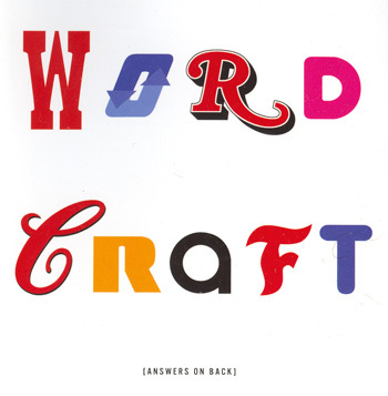 'WORDCRAFT' by Alex Frankel. Изображение № 2.