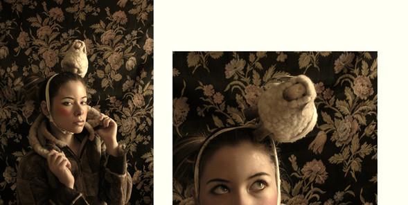 Ipek Yaylacioglu – сумасшедшая шляпница. Изображение № 10.