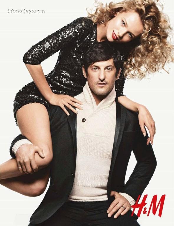 Кампания: H&M Holiday 2011. Изображение № 3.