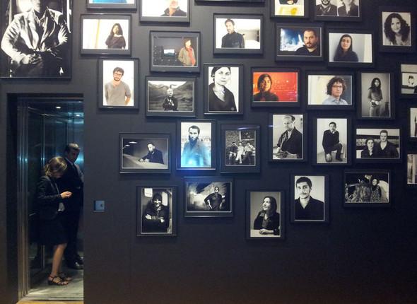 Экспозиция в культурном центре Louis Vuitton. Изображение № 15.