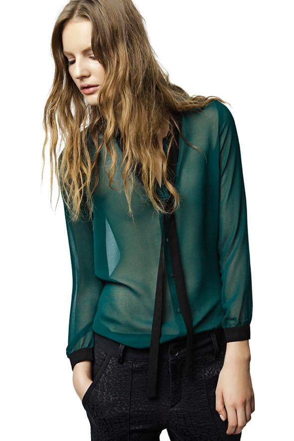 Лукбук: Zara TRF October 2011. Изображение № 4.