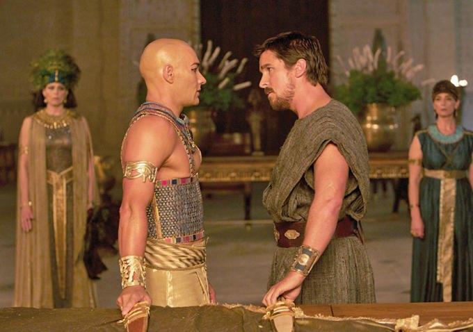 Вышел трейлер фильма Ридли Скотта с Кристианом Бэйлом в роли Моисея. Изображение № 5.