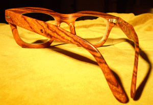 Деревянные оправы отUrban Spectacles. Изображение № 19.