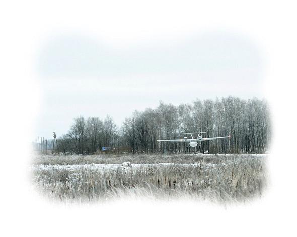 Зима в очень средней полосе. Изображение № 2.