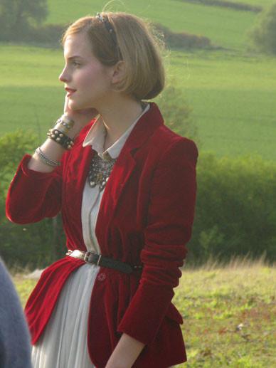 Emma Watson дляTeen Vogue August 2009. Изображение № 18.