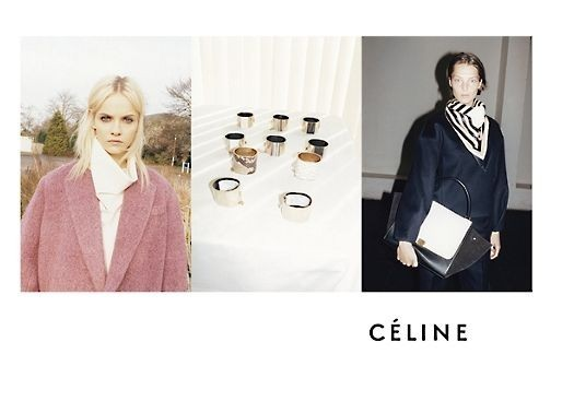 Кампании: Balenciaga, Celine, Dolce & Gabbana и другие. Изображение № 12.