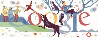 Google Doodle для России. Изображение № 7.