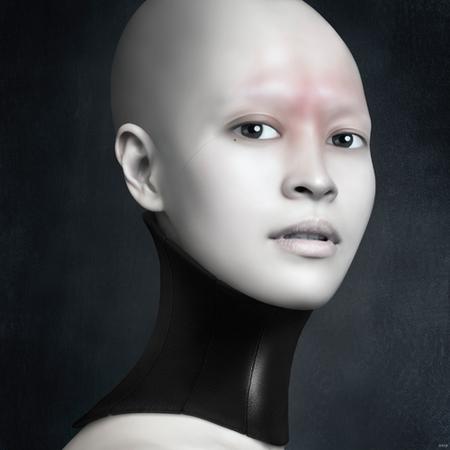 Пластический хирург современного искусства Олег Доу. Изображение № 9.