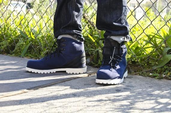 Ботинки Fort и Elmwood от Adidas Originals. Изображение № 2.