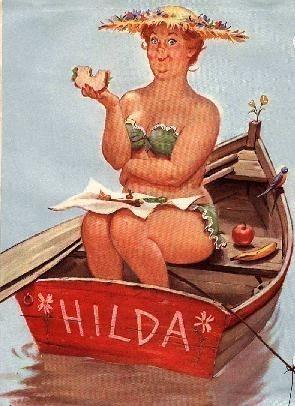 Художники, знакомьтесь, Хильда!. Изображение № 2.