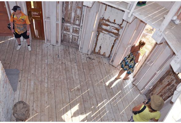 Репортаж с фестиваля «Архстояние 2011». Изображение № 29.