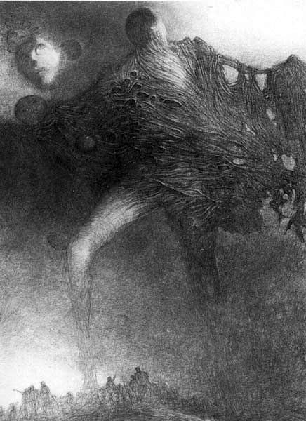 Архив работ Ждислава Бексински. Изображение № 20.