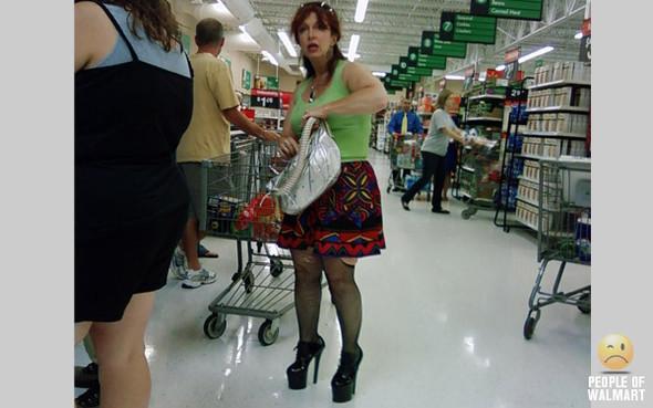 Покупатели Walmart илисмех дослез!. Изображение № 83.