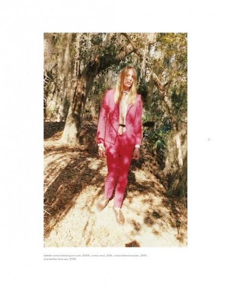 Мужские лукбуки: Barneys, Dior Homme, Opening Ceremony и Pierre Balmain. Изображение № 17.