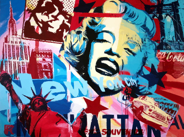 Pop-art. Яркий мир. Изображение № 25.