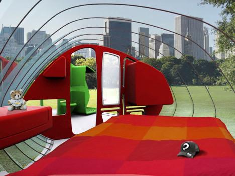 Дом на колесах: 252 Living Area. Изображение № 8.