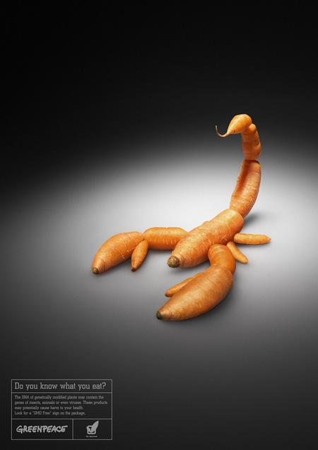 Greenpeace ads. Изображение № 16.