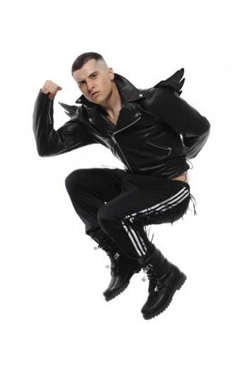 Превью лукбука: Adidas Originals By Jeremy Scott FW 2011. Изображение № 9.