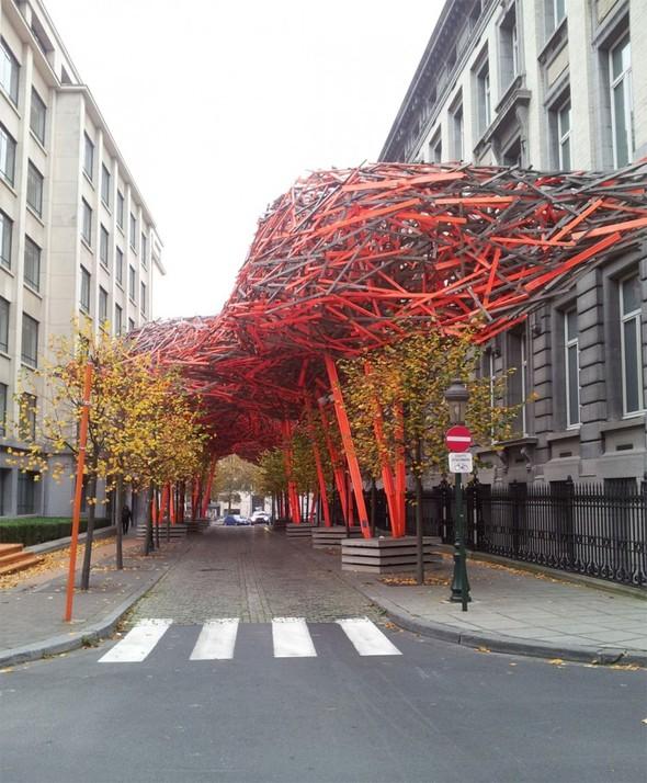 Городская скульптура от Арне Куинзе. Изображение № 6.