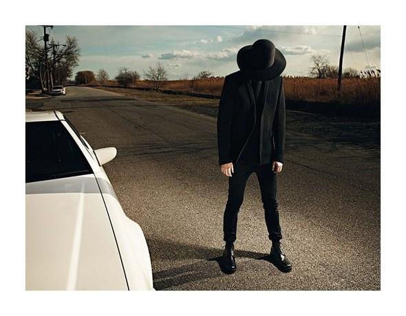 Кампания и видео: Dior Homme FW 2011. Изображение № 4.
