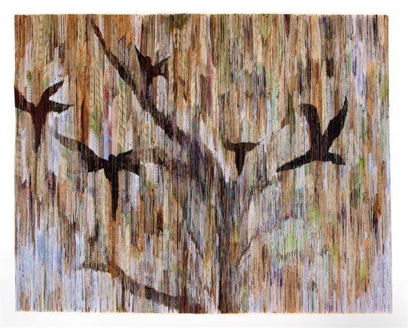"""Изображение 3. Выставка Кармель Илан в галерее """"Триумф"""".. Изображение № 6."""