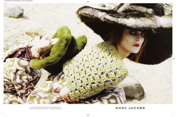 Превью кампаний: Emporio Armani, Marc Jacobs, Prada и другие. Изображение № 5.