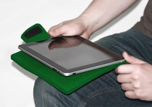 Шерстяные чехлы для iPad. Изображение № 1.